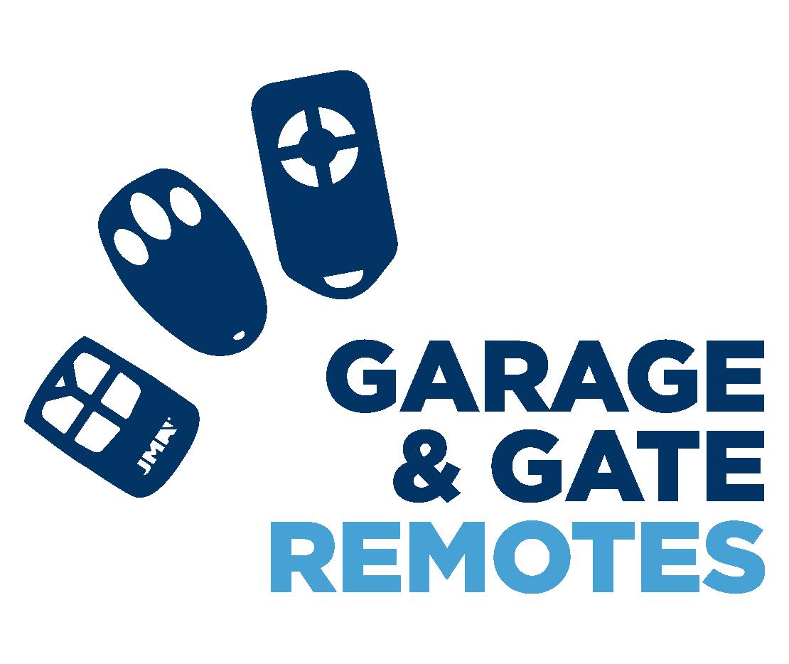 Garage & Gate Remotes